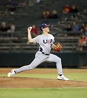 Parker Dunshee - USA Baseball Premier 12 Team - October 25- 28, 2019 (Bill Mitchell)