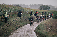118th Paris-Roubaix 2021 (1.UWT)<br /> One day race from Compiègne to Roubaix (FRA) (257.7km)<br /> <br /> ©kramon