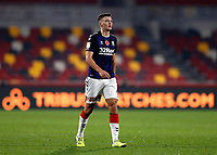7th November 2020; Brentford Community Stadium, London, England; English Football League Championship Football, Brentford FC versus Middlesbrough; Dael Fry of Middlesbrough
