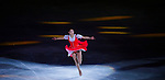 TAIPEI, TAIWAN - JANUARY 25:  Nan Song of China performs at the Gala Exhibition event during the Four Continents Figure Skating Championships on January 25, 2014 in Taipei, Taiwan.  Photo by Victor Fraile / Power Sport Images *** Local Caption *** Nan Song