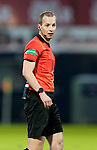 Ross County v St Johnstone…02.01.21   Global Energy Stadium     SPFL<br />Referee Willie Collum<br />Picture by Graeme Hart.<br />Copyright Perthshire Picture Agency<br />Tel: 01738 623350  Mobile: 07990 594431