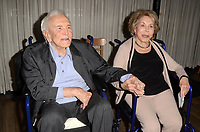 **FILE PHOTO** Anne Douglas Has Passed Away.<br /> <br /> LOS ANGELES, CA - MAY 4: Kirk Douglas, Anne Douglas at the 25th Anniversary of the Anne Douglas Center at the LA Mission in Los Angeles, California May 4, 2017. <br /> CAP/MPI/DE<br /> ©DE//MPI/Capital Pictures