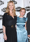 Christina Ricci & Lisa Kudrow at The 2009 Outfest Opening Night Gala of LA MISSION held at The Orpheum Theatre in Los Angeles, California on July 09,2009                                                                   Copyright 2009 DVS / RockinExposures