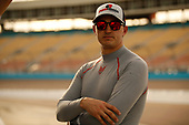 2017 IndyCar Media Day - Track Action<br /> Phoenix Raceway, Arizona, USA<br /> Friday 10 February 2017<br /> Graham Rahal<br /> World Copyright: Michael L. Levitt/LAT Images<br /> ref: Digital Image _01I2169