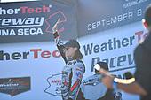 #86 Michael Shank Racing with Curb-Agajanian Acura NSX, GTD: Katherine Legge