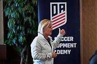 Greensboro, NC - April 06, 2018: 2018 Development Academy Spring Showcase meetingin Greensboro, NC.