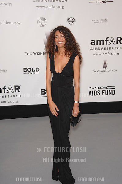 Afef Jnifen at amfAR's Cinema Against AIDS 2007 Gala at Le Moulin de Mougins restaurant just outside Cannes. .May 23, 2007  Cannes, France..© 2007 Paul Smith / Featureflash