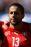 Ricardo Rodriguez of Switzerland
