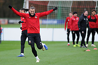 2018 11 19 Wales Training, The Vale Resort, Cardiff, Wales, UK