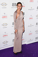 Montana Brown<br /> arriving for Caudwell Butterfly Ball 2019 at the Grosvenor House Hotel, London<br /> <br /> ©Ash Knotek  D3508  13/06/2019