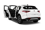 Car images of 2020 Alfaromeo Stelvio Super 5 Door SUV Doors