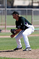 Shane Lindsey - Colorado Rockies - 2009 spring training.Photo by:  Bill Mitchell/Four Seam Images