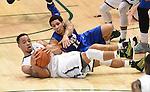 Tulane vs. SMU (Men's Basketball 2015)