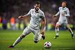 "José Ignacio Fernández Iglesias ""Nacho"" of Real Madrid in action during their Copa del Rey Round of 16 match between Real Madrid and Sevilla FC at the Santiago Bernabeu Stadium on 04 January 2017 in Madrid, Spain. Photo by Diego Gonzalez Souto / Power Sport Images"