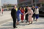 Echo Arena Liverpool - Royal Visit