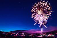 Eagle Rock 4th-Fireworks