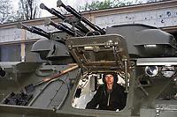 - Polish army, ZSU-23-4 Biala self-propelled anti-aircraft gun, 12th Infantry Division of Stettin<br /> <br /> - Forze Armate Polacche, semovente contraereo ZSU-23-4 Biala, 12ª Divisione di fanteria di Stettino