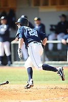 Joey Martin (Right Fielder) Maine Black Bears (Photo by Tony Farlow/Four Seam Images)