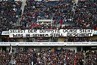 Statement der Eintracht Fans zu den Aussagen von Eintracht Trainer Willi Reimann