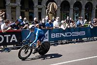 104th Giro d'Italia 2021 (2.UWT)<br /> Stage 21 (final ITT) from Senago to Milan (30.3km)<br /> <br /> ©kramon