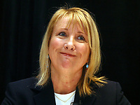 NATIONAL MULTIPLE SCLEROSIS SOCIETY APPLAUDS FILM AND TV LEGEND <br /> TERI GARR, FOR HER PERSONAL COURAGE AND SUPPORT OF THE  MS CAUSE IN NEW YORK CITY<br /> Photo By John Barrett/PHOTOlink