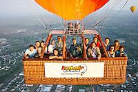Hot Air Balloon Cairns  December 02 Cairns Hot Air