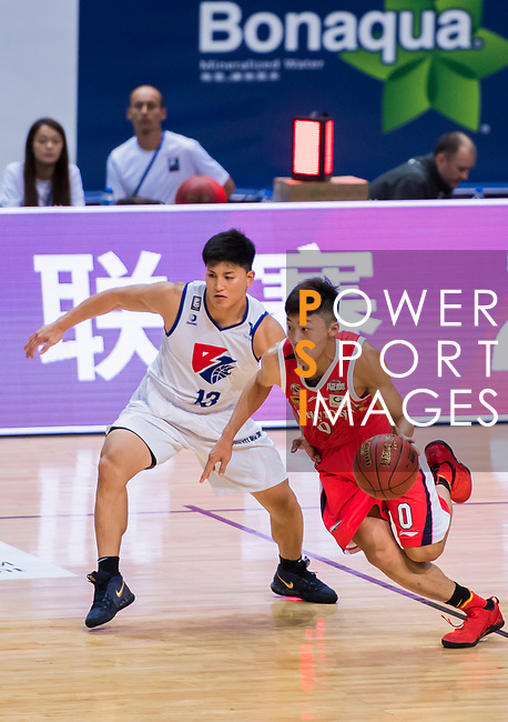 Rizing Zephyr Fukuoka vs Guangzhou Long Lions during the Summer Super 8 at the Macao East Asian Games Dome on July 17, 2018 in Macau, Macau. Photo by Marcio Rodrigo Machado / Power Sport Images