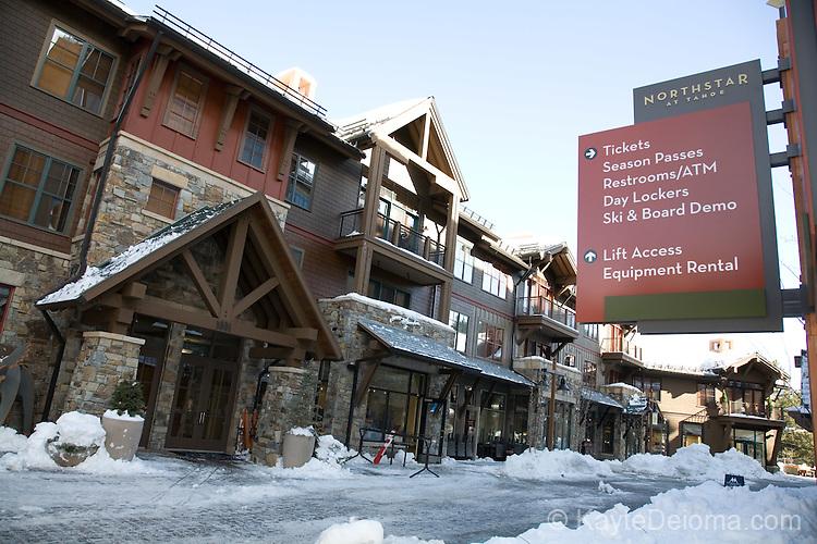 Village at Northstar at Lake Tahoe, CA