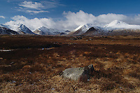 The Blackmount and Rannoch Moor, Argyll & Bute<br /> <br /> Copyright www.scottishhorizons.co.uk/Keith Fergus 2011 All Rights Reserved