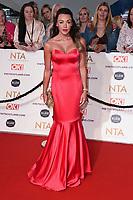 Michelle Heaton<br /> arriving for the National Television Awards 2021, O2 Arena, London<br /> <br /> ©Ash Knotek  D3572  09/09/2021
