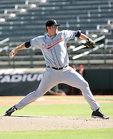 Connor Graham - Peoria Saguaros, 2009 Arizona Fall League.Photo by:  Bill Mitchell/Four Seam Images..
