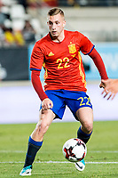 Gerard Deulofeu of Spain during the friendly match between Spain and Colombia at Nueva Condomina Stadium in Murcia, jun 07, 2017. Spain. (ALTERPHOTOS/Rodrigo Jimenez) (NortePhoto.com) (NortePhoto.com)