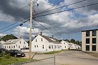 Mill village, Mill St., Harris, RI