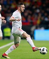 Spain's Koke Resurreccion during international friendly match. March 27,2018.(ALTERPHOTOS/Acero) /NortePhoto.com NORTEPHOTOMEXICO