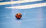Feature: Handball auf Spielfeld / BGV Handball Cup 2020 Finaltag: TVB Stuttgart vs. FRISCH AUF Goeppingen am 13.09.2020 in Stuttgart (PORSCHE Arena), Baden-Wuerttemberg, Deutschland<br /> <br /> Foto © PIX-Sportfotos *** Foto ist honorarpflichtig! *** Auf Anfrage in hoeherer Qualitaet/Aufloesung. Belegexemplar erbeten. Veroeffentlichung ausschliesslich fuer journalistisch-publizistische Zwecke. For editorial use only.