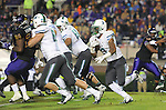Tulane falls, 34-6, at ECU in American Athletic Conference football action.