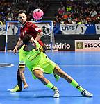XXX Copa de España de Futbol Sala - LNFS <br /> Valencia 2019.<br /> <br /> Semifinal<br /> <br /> CA Osasuna Magna 1 - 3 Barça Lassa<br /> <br /> Pabellon de la Fuente de San Luis (Valencia - España)<br /> <br /> 2 de marzo de 2019.