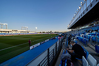 6th April 2021, Alfredo Di Stefano Stadium, Madrid, Spain; UEFA Champipons League football quarter-final, Real Madrid versus Liverpool; General view of Alfredo Di Stefano Stadium