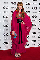 Florence Welch arrives for the GQ Men Of The Year Awards 2016 at the Tate Modern, London