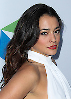SANTA MONICA, CA, USA - JUNE 11: Natalie Martinez at the Pathway To The Cures For Breast Cancer: A Fundraiser Benefiting Susan G. Komen held at the Barker Hangar on June 11, 2014 in Santa Monica, California, United States. (Photo by Xavier Collin/Celebrity Monitor)