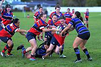 200711 Manawatu Women's Rugby - Bush v Wanganui Metro