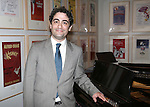2013 Kleban Prize winner Daniel Mate  attending the 23rd Annual Kleban Prize Reception at ASCAP on June 24, 2013 in New York City.