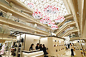 Ginza Six commercial complex press preview