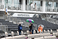 A general view at the Hampshire Bowl during India vs New Zealand, ICC World Test Championship Final Cricket at The Hampshire Bowl on 18th June 2021