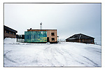 Barentsburg, Svalbard.