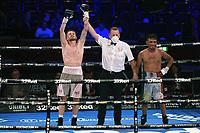 Boxing Royal Albert Hall 10-07-21