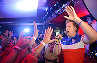 Fan HQ with Will Ferrell and Teddy Goalsevelt, Recife, Wednesday, June 25, 2014