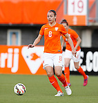 Nederland, Rotterdam, 20 mei 2015<br /> Oefeninterland voor WK Canada 2015<br /> Seizoen 2014-2015<br /> Nederland-Estland<br /> Maran van Erp van Nederland