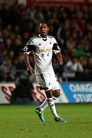 Pictured: Jonathan de Guzman.<br /> Monday 16 September 2013<br /> Re: Barclay's Premier League, Swansea City FC v Liverpool at the Liberty Stadium, south Wales.