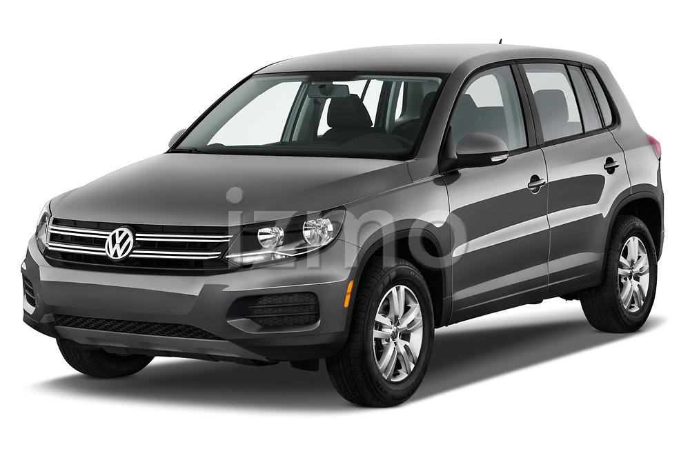 2015 Volkswagen Tiguan S 5 Door Sport Utility Vehicle